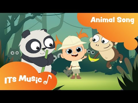 Animal Song | ITS MUSIC | Kids Songs | World Wildlife Day