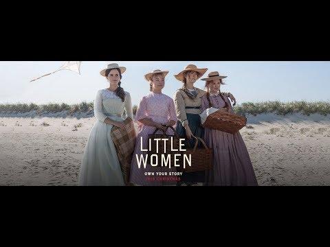 ΜΙΚΡΕΣ ΚΥΡΙΕΣ (Little Women) - Trailer (greek subs)