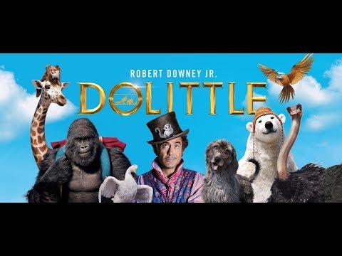 ΝΤΟΥΛΙΤΛ (Dolittle) - Trailer (μεταγλ.)