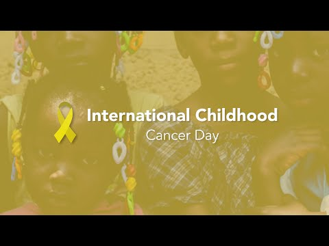 International Childhood Cancer Day 2020