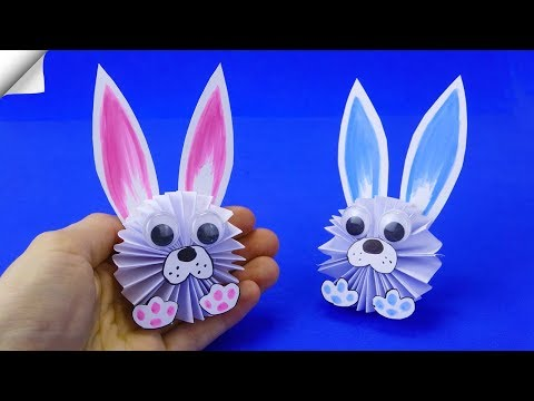 Easter Craft Ideas | Paper RABBIT | Paper Crafts