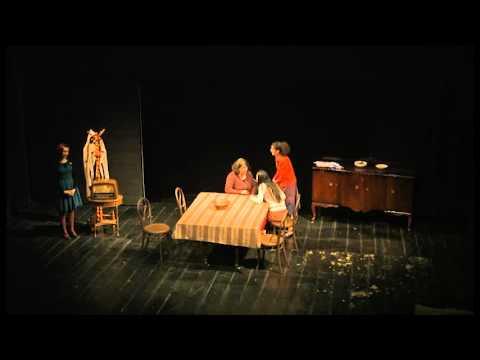 Οταν ο ήλιος... της Ζωρζ Σαρή, Θέατρο Τέχνης Κάρολος Κουν (Απρίλιος 2013)