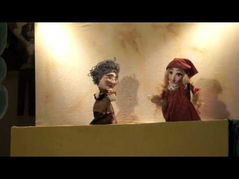 Η ΜΗΛΙΑ του Εμμανουήλ Ροΐδη παράσταση κουκλοθέατρου από την ΠΕΙΡΑΜΑΤΙΚΗ ΣΚΗΝΗ ΚΑΛΑΜΑΤΑΣ (2012)
