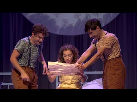 """""""Η μωβ ομπρέλα"""" (trailer) - Θέατρο του Νέου Κόσμου"""