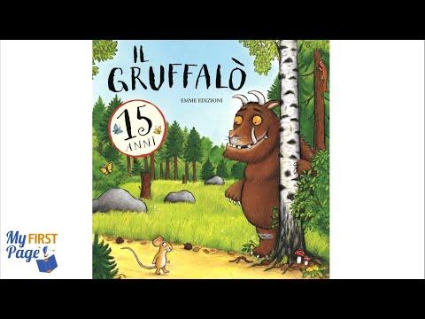 Il Gruffalò - Libri per bambini letti ad alta voce