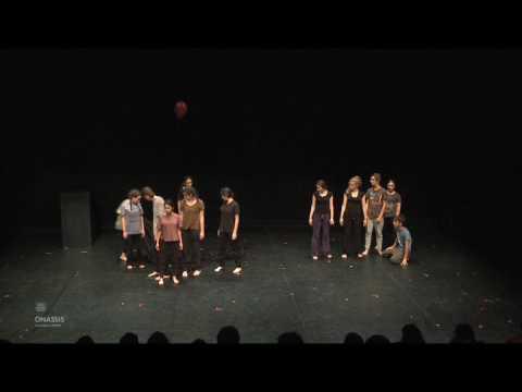 Εφηβικό Θέατρο Μια τραγωδία για παιδιά