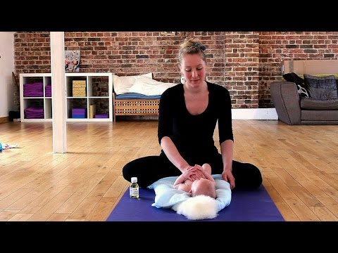 Baby Massage For Constipation wind and gas