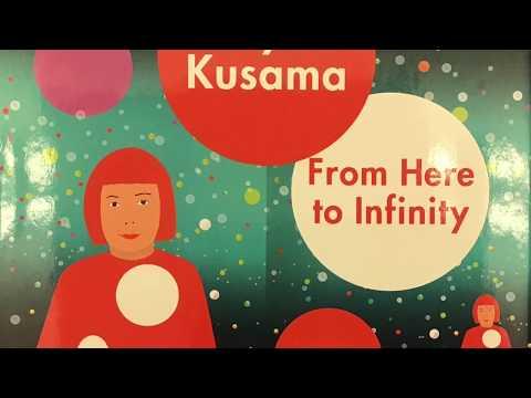 Kusama From Here to Infinity