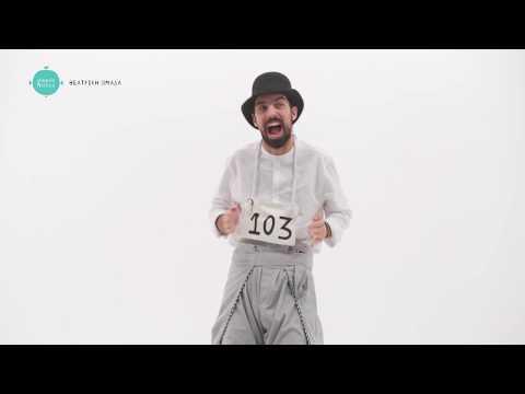 MCF | trailer - Ο Ραφτάκος των Λέξεων #MCF