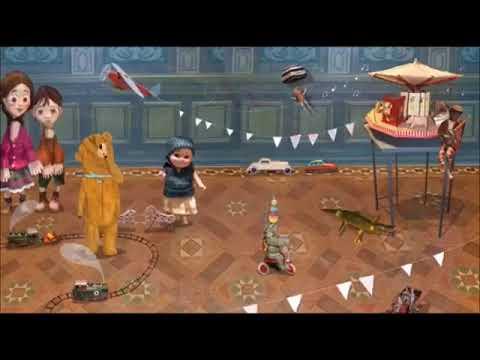 Αγάπη Γιασεμί, από το παιδικό βιβλίο «Ένας Αρκούδος Μια Φορά»