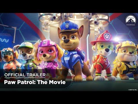Paw Patrol: The Movie / PAW PATROL: Η ΤΑΙΝΙΑ - ΕΠΙΣΗΜΟ ΤΡΕΙΛΕΡ