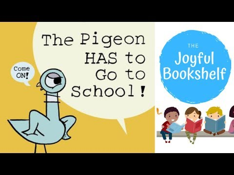 🚌 The Pigeon Has to Go to School 🚌| Read Aloud for Kids! | Back To School