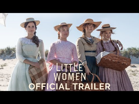 ΜΙΚΡΕΣ ΚΥΡΙΕΣ (Little Women) - Πρώτο trailer