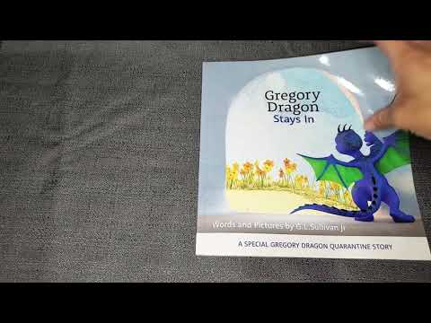 Gregory Dragon Stays In