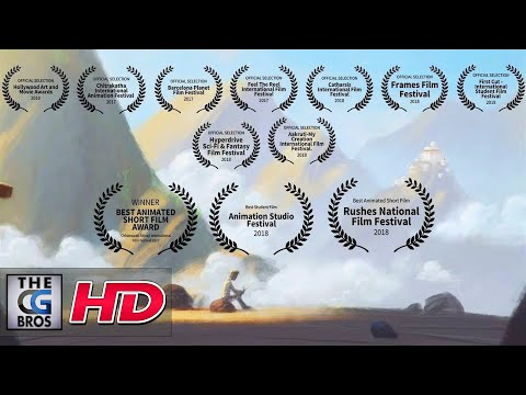 """*Award Winning* CGI 3D Animated Short Film: """"The Artist and the Kid"""" - by The Artist & The Kid Team"""