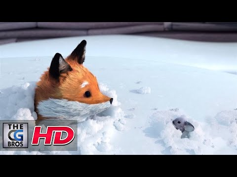 """CGI **Award Winning** 3D Animated Short: """"A Fox And A Mouse"""" - by ESMA 