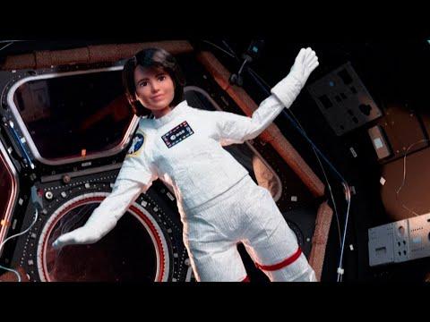 New Barbie Honors Italian Astronaut Samantha Cristoforetti