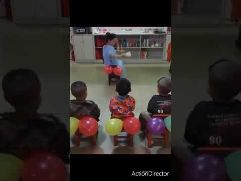 TEACHER TEACH KIDS HOW TO WIPE THEIR BUTTS USING BALLOONS😂😭💀