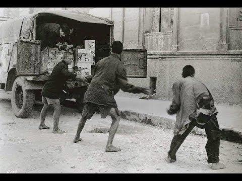 Το Ξυπόλυτο Τάγμα/The Barefoot Bataillon - Γκρεγκ Τάλλας (1953) eng subs
