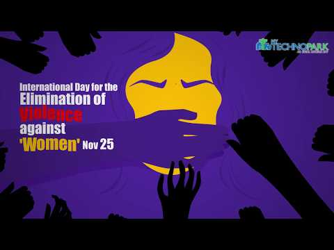 International Day for the Elimination of Violence against Women | November 25