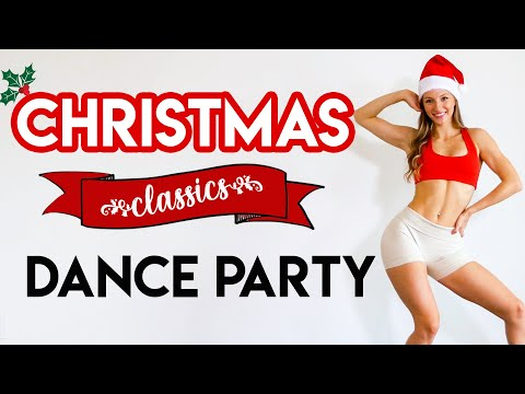 15 MIN CHRISTMAS DANCE PARTY WORKOUT - burn calories to the classics!