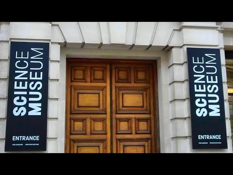 WHAT'S INSIDE THE LONDON SCIENCE MUSEUM (2020)