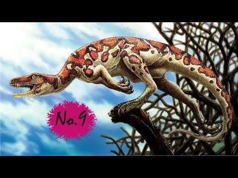20 Κορυφαία Είδη Δεινοσαύρων Νο.9